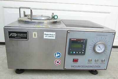 Ats Applied Test Systems Vacuum Degassing Oven 12-8463-6-12