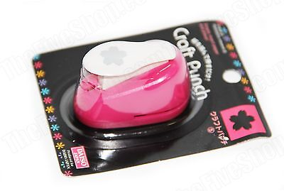 - PRETTY SAKURA / CHERRY BLOSSOM CRAFT PAPER PUNCH FROM JAPAN DAISO - US SELLER