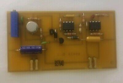 Banner Amplifier Circuit Board Model B2764d