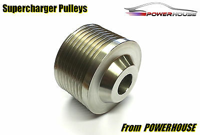 Range Rover Sport 5.0 7.5% Supercharger Upper Pulley Performance Upgrade 2013
