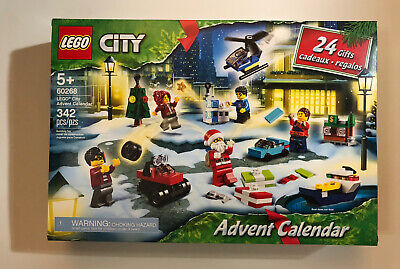 LEGO Advent Calendar 24 LEGO Christmas City Gift Set In Hand Free Shipping! 2020