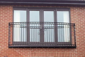 Juliet Balcony Balustrade Juliette Railing Wrought
