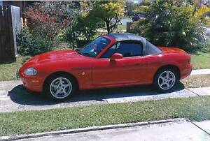 1999 Mazda MX-5 Convertible Rothwell Redcliffe Area Preview