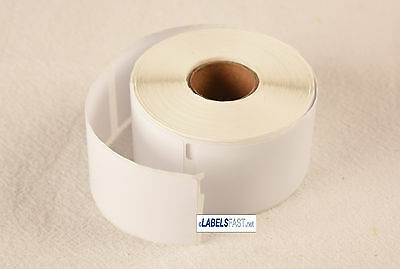 18 Rolls Large Address Labels Dymo Labelwriter 30321 400 450 Twin Turbo 4xl Bc