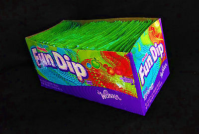 Fun Dip Candy 48 Count Box Always Fresh