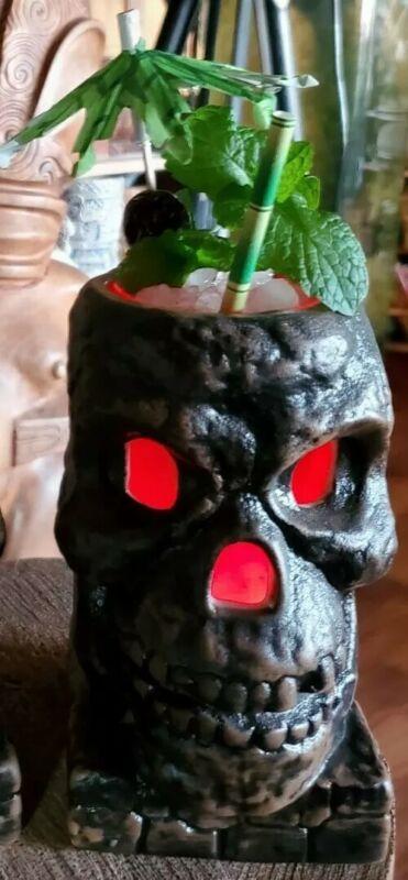 Munktiki DOOM ALTAR Tiki mug Indiana Jones inspired Temple of Doom sold out