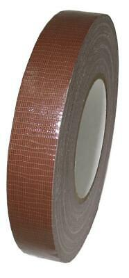 T.r.u. Industrial Duct Tape. Waterproof- Uv Resistant Dark Brown12 In X 60 Yd.