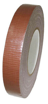 T.r.u. Industrial Duct Tape. Waterproof- Uv Resistant Dark Brown 34 In X 60 Yd.