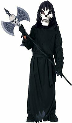 Scary Cool Ghoul Costume Small-Size 4-6 For 3-4 Years of Age
