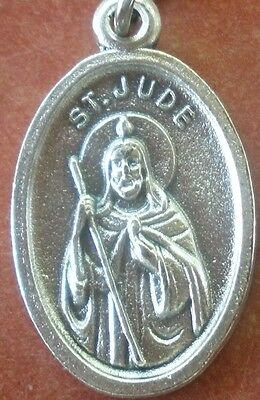 Saint St  Jude Medal   Lost Desperate Causes   Apostle   Z