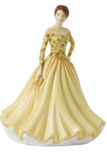 NEW Royal Doulton PRETTY LADIES JANE Figurine HN 5928 - 2020 Exclusive - BAD BOX