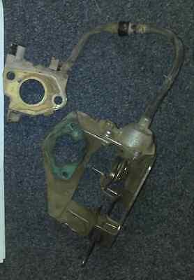 Used 285804-16 Vac Hose 285804-01 Chk Valve Off Dg6000 Dewalt Generator Honda