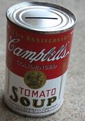 Campbells Soup Can Bank