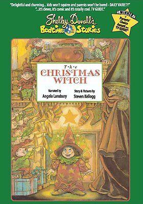 Shelley Duvalls Bedtime Stories  The Christma   Christmas Dvd New