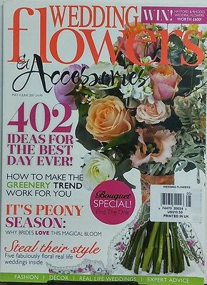 Wedding Flowers & Accessories UK May Jun 2017 402 Ideas Bouquet FREE SHIPPING sb - Bridal Bouquet Ideas