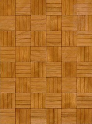 "Dollhouse Miniature Flooring Kit ""Lille Cherry Wood"""