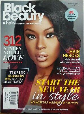 Black Beauty & Hair UK Feb Mar 2017 Styles You'll Love Fashion FREE SHIPPING sb