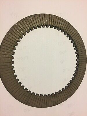 Clark 236989 4pcs Clark Forklift Transmission Clutch Disc For Clarktcm