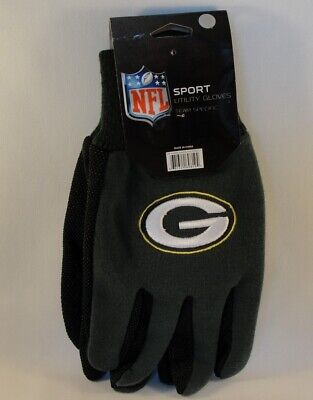 Green Bay Packers NFL Sport Utility Gloves