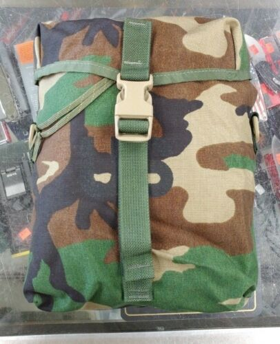 MOLLE Woodland SDS Sustainment Pouch  NEW