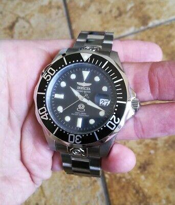 Invicta Grand Diver 300m Model 3044