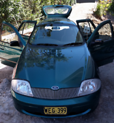 Ford 1999 Falcon Wagon Woolooware Sutherland Area Preview