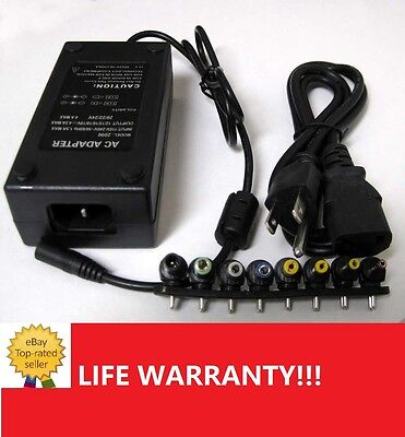 - Universal Power Battery Charger 90W Laptop AC Adapter for Compaq Toshiba