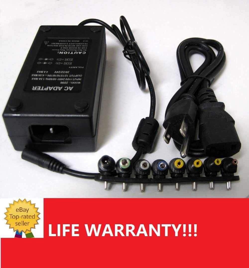 Universal Power Battery Charger 90W Laptop AC Adapter for Co
