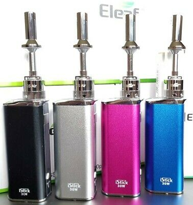 Eleaf iStick 30W Mod GS AIR Atomizer KIT +USB+ego vape E-cigarette vaporizer