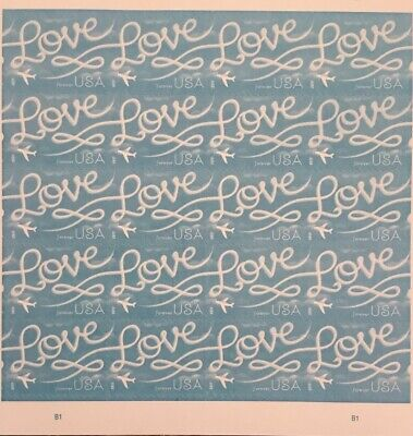 20pcs (one Booklet) US postage stamps forever