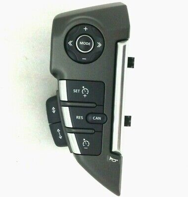 Genuine Land Rover Range Discovery 4 steering wheel switches buttons.       19B3