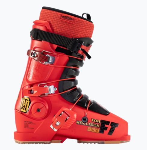 как выглядит Full Tilt Tom Wallisch Pro LTC Ski Boot 2021 Red 26.5 фото