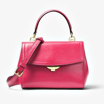 Original Michael Kors Bag Handbag Ava Xs Crossbody Rose Pink New