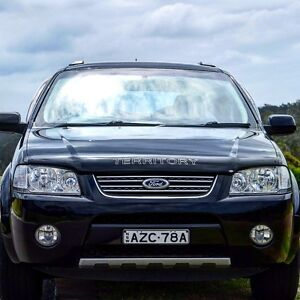 2006 Ford Territory Wagon Sydney City Inner Sydney Preview