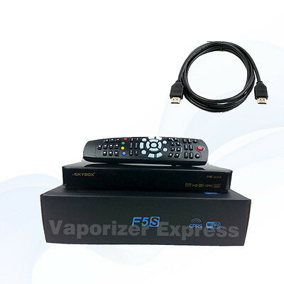 NEW Skybox F5S Full HD with FREE HDMI Cable and FREE 1-3 Days Shipping!