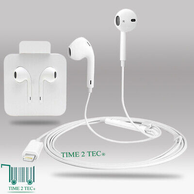 New Genuine A1748 iPhone 11/7/8/X Lightning EarPods Headphones Earphones