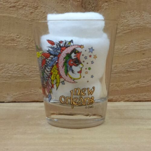 "NEW ORLEANS, LOUISIANA ""Shot Glass"" orig."