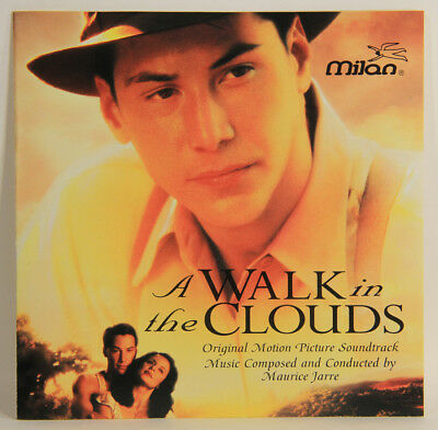 L008619 SOUNDTRACK - A Walk In The Clouds - Maurice Jarre - USA -
