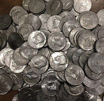 1971 Us Dollar Coin (✯ Kennedy Half Dollar Coin 1971-1979,1980-1989,1990-2018 P D Old US Mint 50¢)