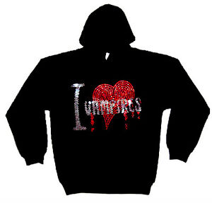 I-LOVE-VAMPIRES-RHINESTUD-HOODY-HOODIES-gothic-horror-all-sizes
