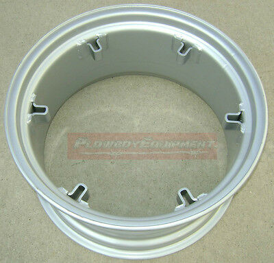 Rear Wheel Rim 12 X 24 6 Lug Loop 535454m1 Vph6009 Massey Ferguson