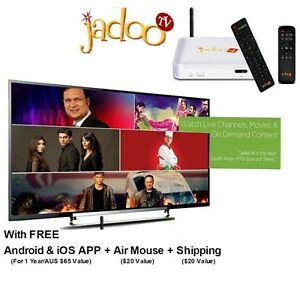 Jadoo4 Most selling IPTV $220 No contract/No monthly/Yearly charges Bertram Kwinana Area Preview