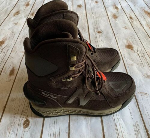 8c5586d7937f0 NWT NEW BALANCE WATERPROOF MENS HIKING BOOTS BM1000BR BROWN. 4