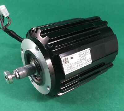 Bodine Electric Company Dc Motor 34b4bebl 48 Volts 5.2a .25 Hp 8800 Rpm