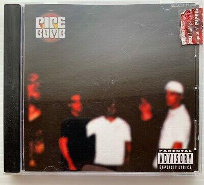 Pipe Bomb - Half Price Beatin' CD-r w/extras! - Half Price Cd