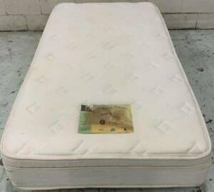 Good condition Pillow Top King single bed mattress only for sale