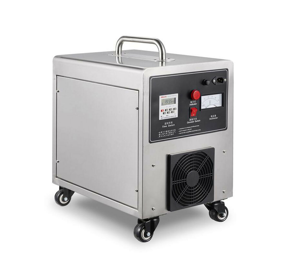 220V 30g Ozone Generator Intelligent Air Sterilization Ozone Machine with Timer