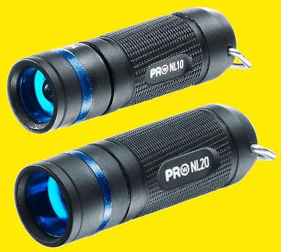 Mini-led-taschenlampe (Umarex Walther Pro Mini LED Taschenlampe NL10 NL20 Schlüsselanhänger Auswahl )