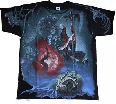 Gothic Metal Wacken Fantasy Drachen Dämon T-Shirt shirt Souleater M L XL XXL