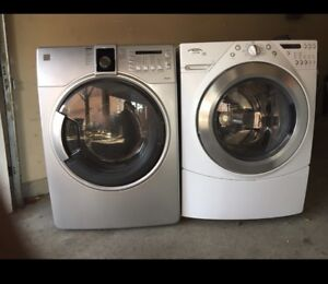 Perfect working Stackable WASHER DRYER can DELIVER